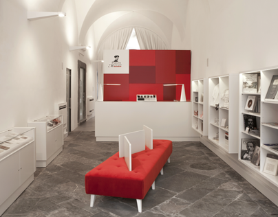 Bookshop/Ticket Office Giacomo Puccini Museum