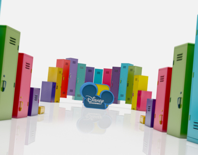 Disney - Back to school - TV Idents