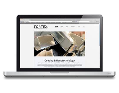Fortex - Website 2013