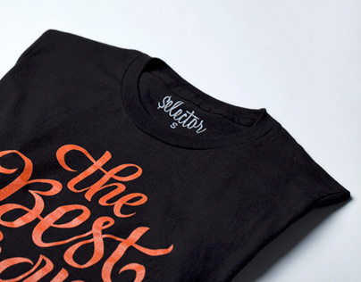 86era × Selector! Motto T-Shirt