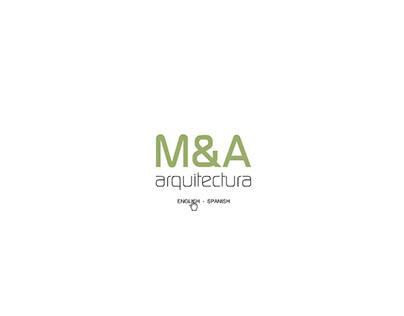M&A ARQUITECTOS / Corporate Identity