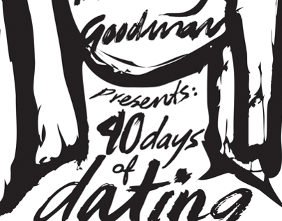 40 days of dating fanart