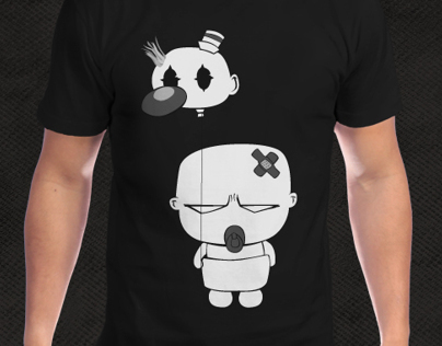 Angry Baby (Camisetas)