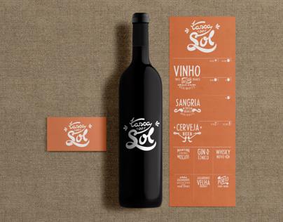 Tasca do Sol  - restaurant | Branding