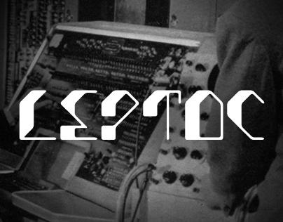 Leptoc Typeface - FREE