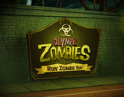 Zombies Game Art