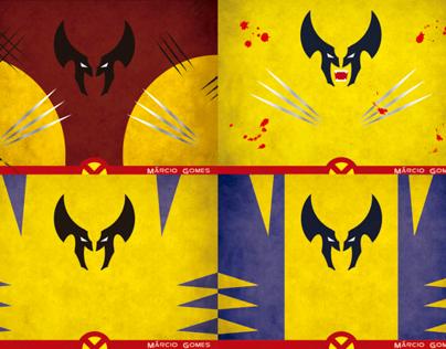 Wolverine Minimalista