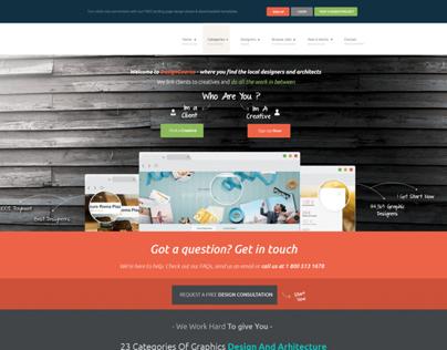 Designer And Arhitect Freelancer Web Design