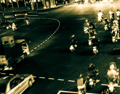 Taipei - Traffic
