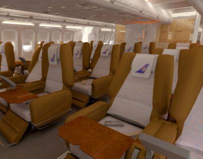 Egyptair 3D Simulation