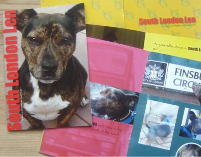 South London Len book