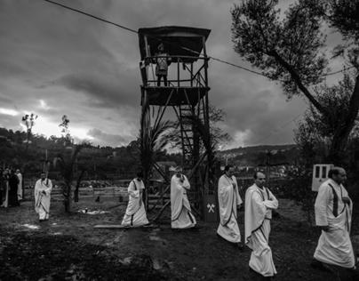 Live Nativity of Priscos 2012