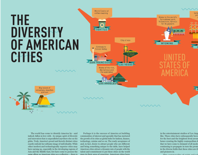 Broader Perspectives • The Diversity of American Cities