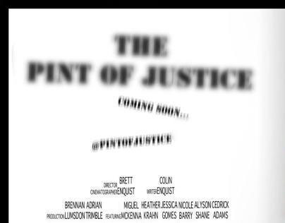 The Pint of Justice - Episode 1