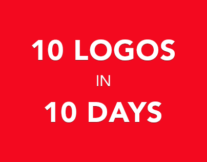 10 Logos in 10 Days