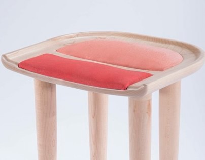 CNC Stool with Sam Shields