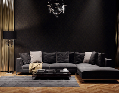 Ray sofa | B&B Italia