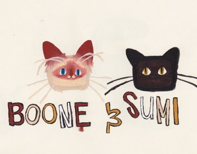 The Adventures of Boone & Sumi