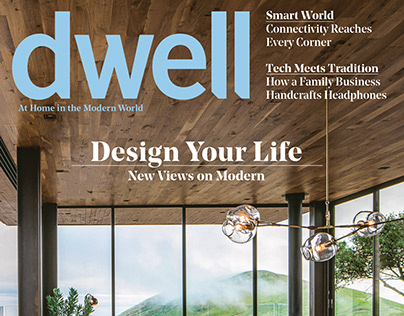 Dwell Magazine Cover Story