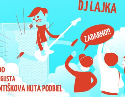 ORAVA ALTERNATIVE 2013 poster