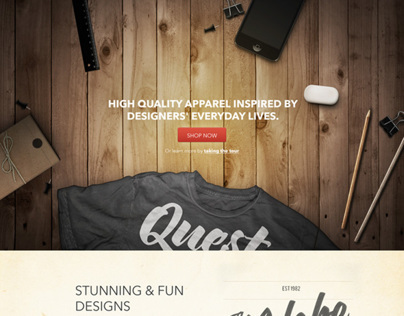 Quest | wearquest.com