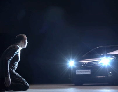 Toyota Sponsored Idents for TV Theatre, TV 2012 & 2013