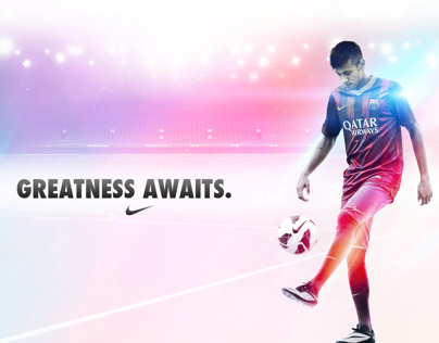 Nike - Greatness Awaits