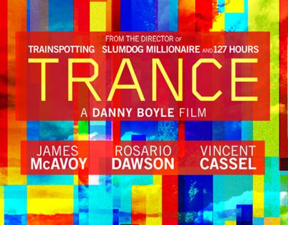 Trance Movie Billboard