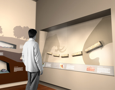 Exhibition Design for Ubon Museum