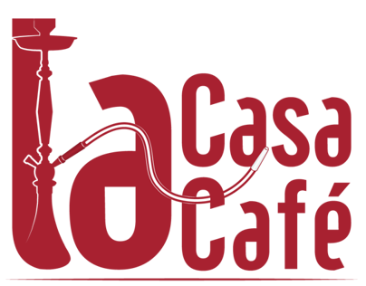 La Casa Cafe Logo Concept