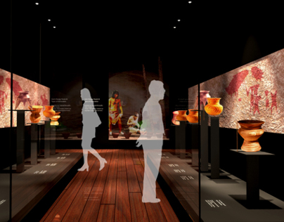 Exhibition Design for City Museum of Udornthani
