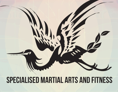 Specialised Martial Arts and Fitness Branding.