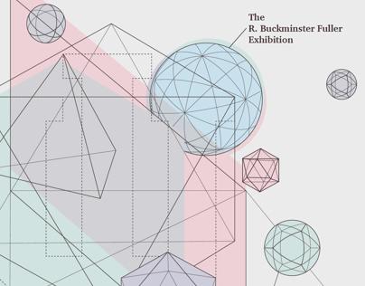 The R. Buckminster Fuller Exhibition Catalog Design
