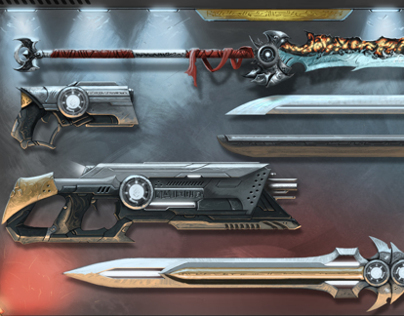Weapons and Gear