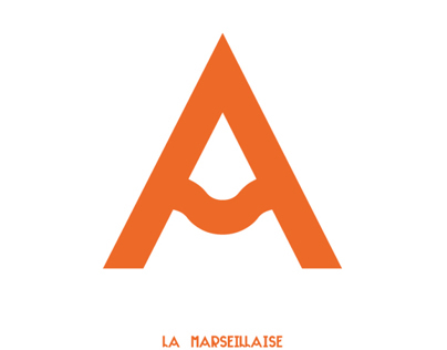 La Marseillaise - Typeface