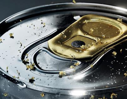 LOUIS XIV - 24 CARAT GOLD DRINK