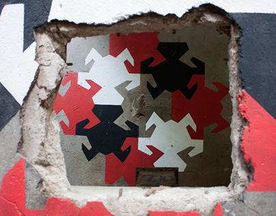 3 levels of tesselation