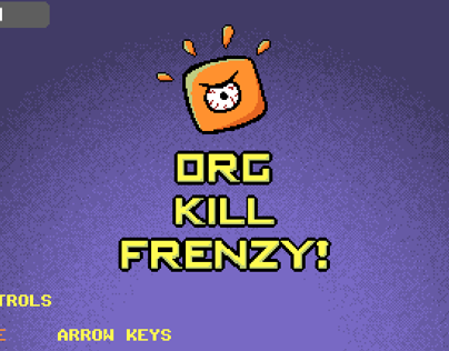 ORG Kill Frenzy! - Euskal Encounter Game