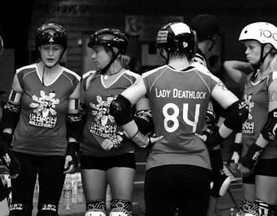 Mother State Roller Derby vs Little City Roller Girls