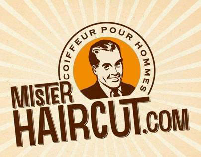 Mister Haircut Logo