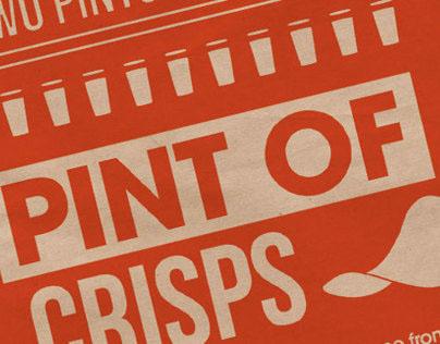 Pint of Crisps