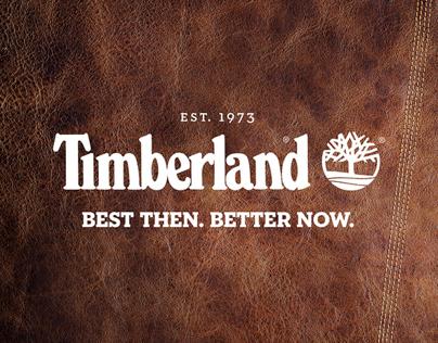 TIMBERLAND 40th Anniversary Showroom