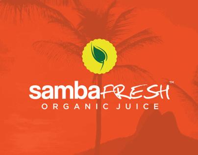 sambaFRESH Organic Juice