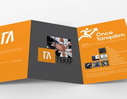 Two Fold Brochure Design
