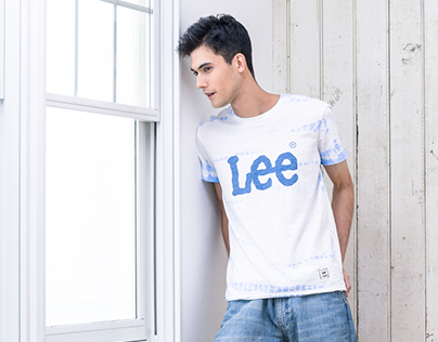LEE JEANS CHINA SS16 LOOKBOOK