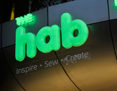 Retail Concept & Design - The Hab by USHA