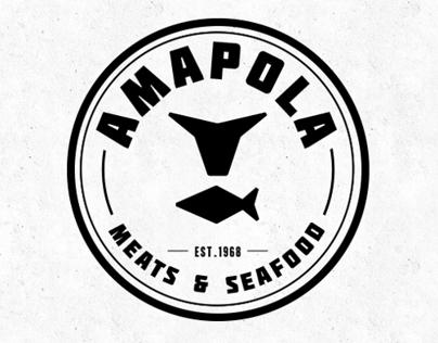 Amapola Meats & Seafood Logo