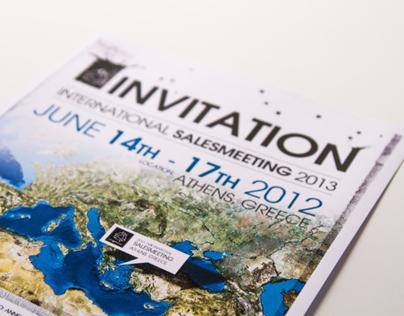 Mystic Invitation - International Salesmeeting