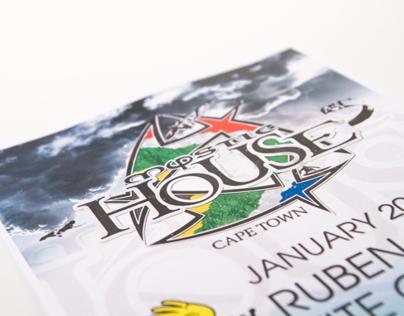 Mystic Flyer - Mystic house promotion