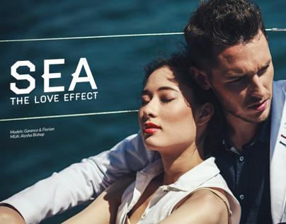 // Sea the love effect